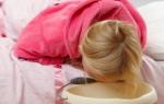 Рвота у ребенка что дать из лекарств
