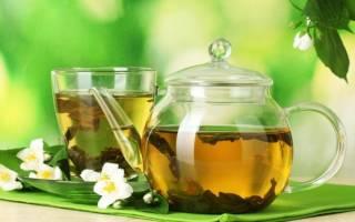 Зеленый чай и желудок