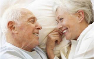 Секс в пожилом возрасте — занимаются ли женщины интимом после 60