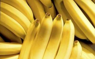 Изжога от бананов: причины, что делать