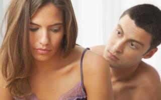 Боль при интимной близости у женщин