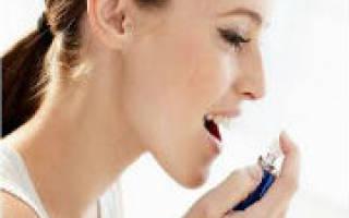 Специфический запах изо рта у мужчин