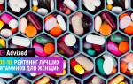 Витамины для энергии и бодрости: ТОП 5 лучших для мужчин и женщин (рейтинг 2019)