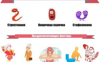 Уросептики при цистите у женщин — список препаратов