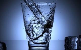 Лечение печени минеральной водой
