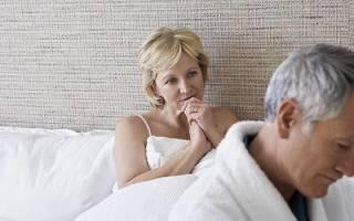 Признаки климакса у мужчин после 50