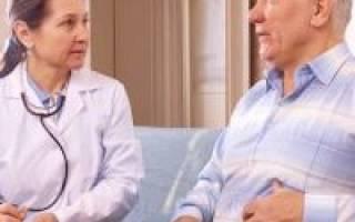 Запор у пожилых — причины, диагностика и лечение