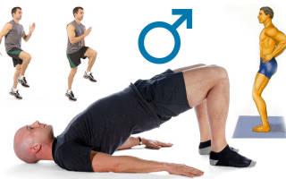 Повышение потенции у мужчин — препараты, народные средства, упражнения