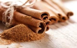 Мед и корица от холестерина чистка сосудов