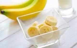 Можно ли есть бананы при обострении гастрита