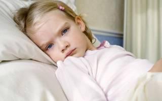 Диета при рвоте у детей