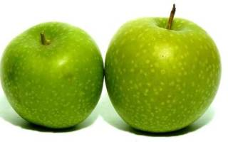 Печеные яблоки для детей: рецепт в духовке и микроволновке