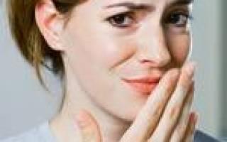 Причины кислого привкуса во рту