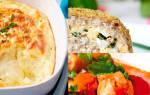 Диета 5 блюда из рыбы