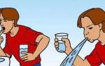 Что выпить чтобы вырвать