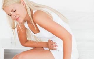 Боль в толстом кишечнике слева