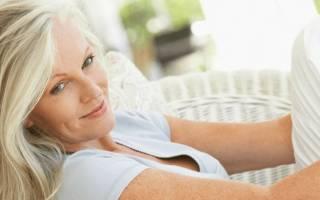 Климакс у женщин возраст