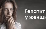 Симптомы гепатита С у женщин. Как выявить гепатит С