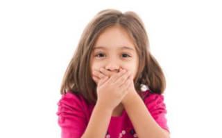 Запах ацетона изо рта у ребенка: причины, лечение, что делать если у ребенка изо рта пахнет ацетоном